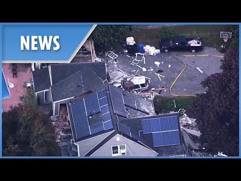 Massachusetts: One dead and 12 hurt after 70 homes explode