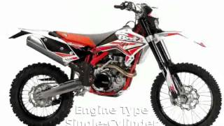 8. 2012 BETA Evo 250 4-Stroke - Features & Info