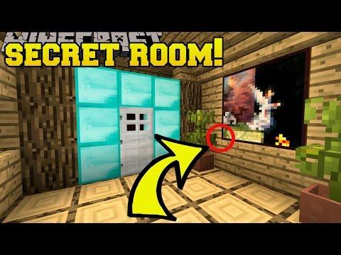 Minecraft: SECRET ROOM!!! - Parcels - Custom Map [3] (видео)
