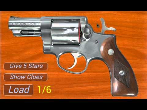 Video of Russian Roulette Fart Revolver