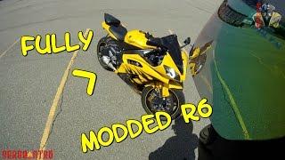 10. 2008 Yamaha R6 Full Mod