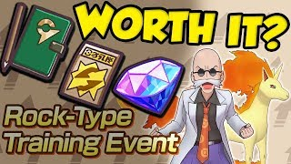 NEW POKEMON MASTERS EVENT! Is The Blaine Pokemon Masters Event Worth It? by Verlisify
