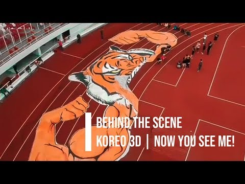 Download Video Now You See Me! (Behind The Scene) Koreo 3D - Curva Nord Persija