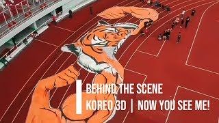 Video Now You See Me! (Behind The Scene) Koreo 3D - Curva Nord Persija MP3, 3GP, MP4, WEBM, AVI, FLV Agustus 2018