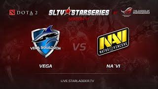 Vega vs Na'Vi, game 1