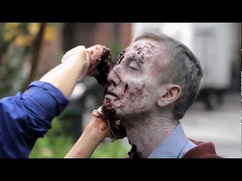 AMC Vs. Dish - Zombie Experiment