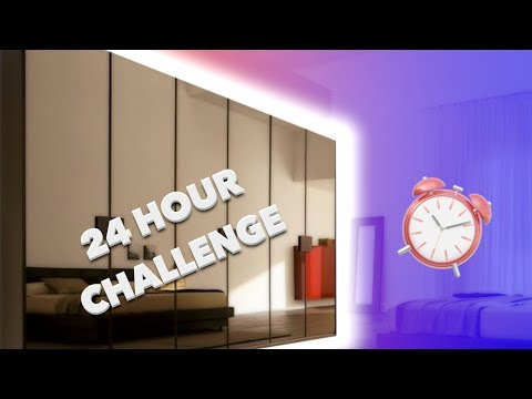24 HOUR  CHALLENGE IN A CUPBOARD!!!