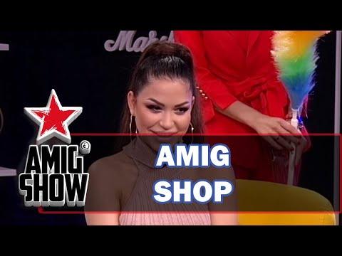 Ami G Show – Gosti: Aleksandra Mladenović, Slavica Ćukteraš (09. 06.) – video