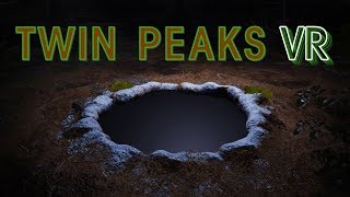 Twin Peaks VR Launch Trailer by Collider