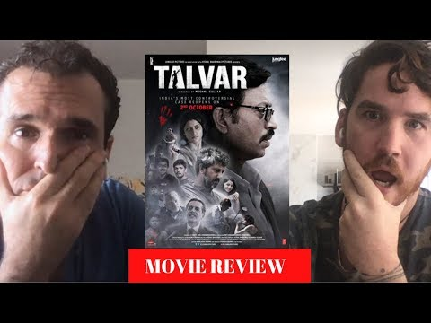TALVAR MOVIE REVIEW!!!  | Irrfan Khan