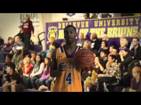 2015-16 Bellevue Men's Basketball Introductions