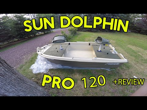 Sun Dolphin Pro 120 - Review