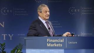 George Soros Lecture Series: Financial Markets