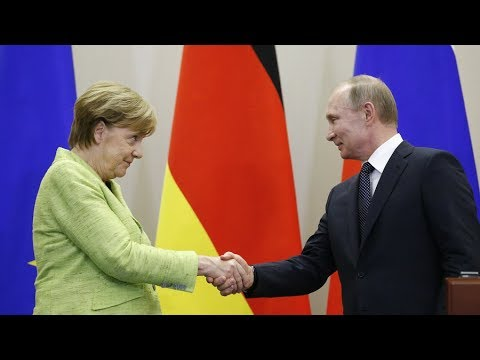Merkel And Putin Meet For Talks In Berlin: Joint Statements