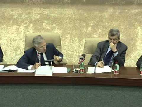 Introduzione all'intervento del Ministro del Welfare, Cesare Damiano