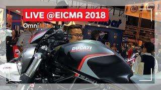 Ducati Monster 821   EICMA 2018