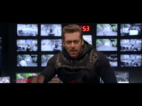 CP PLUS - Salman Khan short TVC 1