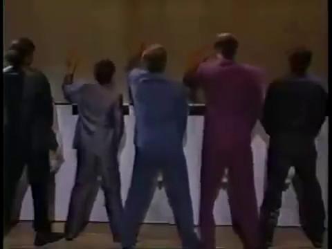The Original Roxbury Guys Skit   Jim Carrey   What Is Love  