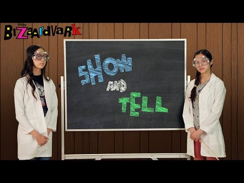 Let It Glow | Bizaardvark | Disney Channel