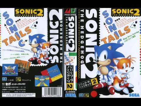 Sonic 2, The Hedgehog - Chemical Plant Stage