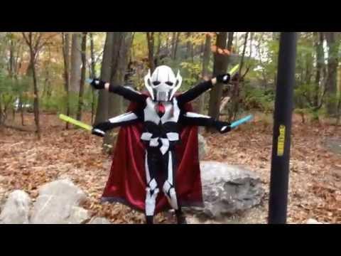 DIY General Grievous Costume