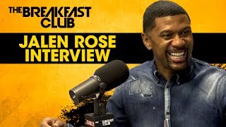 Video Jalen Rose Talks The 2017 NBA Draft, His Support For Lavar Ball & More MP3, 3GP, MP4, WEBM, AVI, FLV Juli 2018