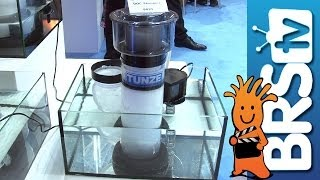 Tunze Introduces New Controllers, Skimmers, LED's and a Magnet Cleaner | Interzoo 2014