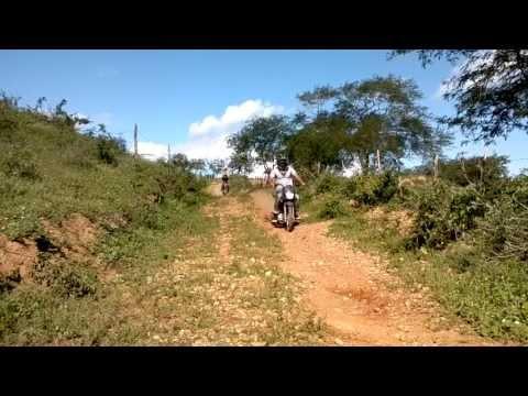 Um pouco de Off-road em Cipó-Ba