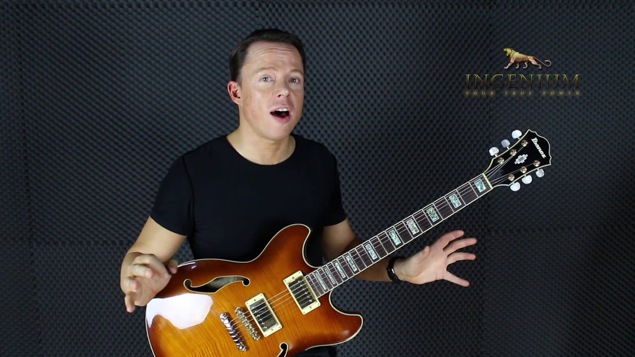 How to practice modes using pentatonic scales – Guitar mastery lesson