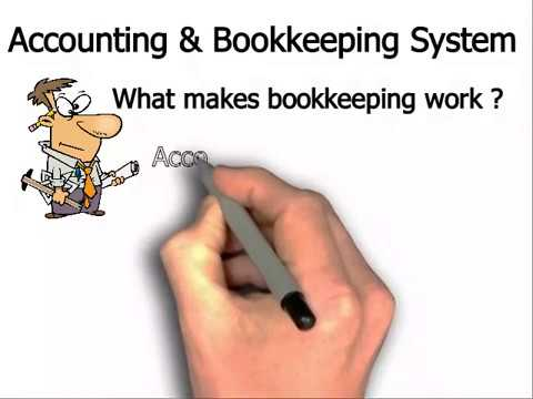What Makes Accounting and Bookkeeping Work ?