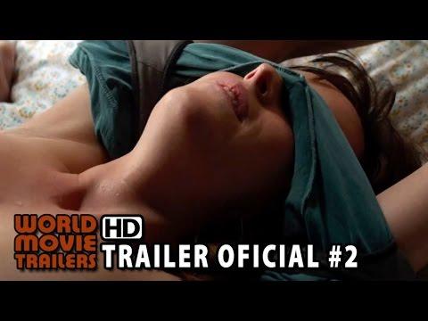 Cinquenta Tons de Cinza Trailer Oficial #2 Legendado (2015) - Dakota Johnson HD