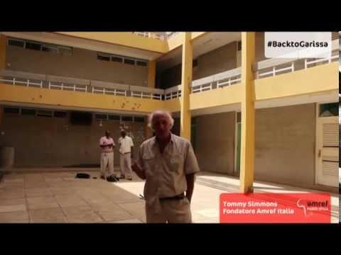 Back to Garissa: Tommy Simmons sul luogo dell'attentato terroristico