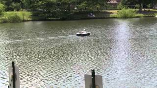 RoboBoat 2012: Competition Qualifying Run (Part 2/2)