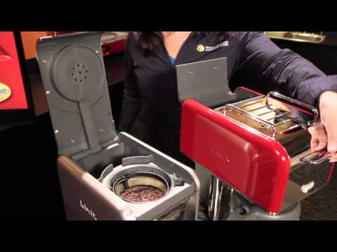 Delonghi kMix Coffee Maker: What's Brewing #41