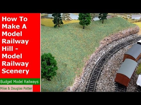 Rules To Consider While Building A Model Railway.