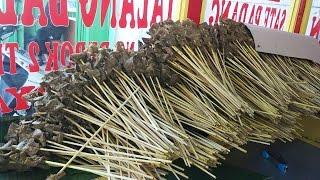RAHASIA!!! SATE SAPI SEHARI 1500 TUSUK TERJUAL DALAM WAKTU SATU JAM | KULINER PADANG #BikinNgiler