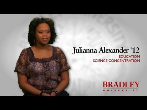 Teacher Education - Julianna  's Story