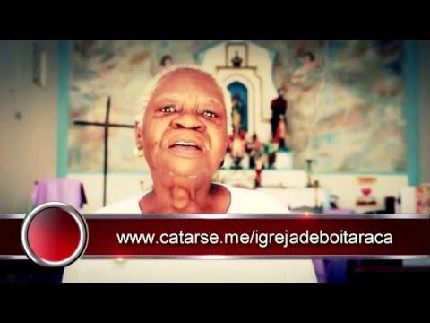 REFORMA DA IGREJA DA COMUNIDADE QUILOMBOLA DE BOITARACA - NILO PEÇANHA - BAHIA.