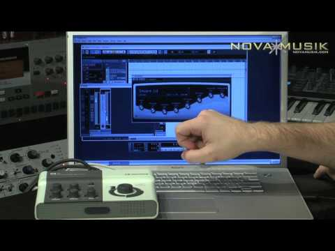 Novamusik.com Steinberg CI-2 USB Audio Interface Demo