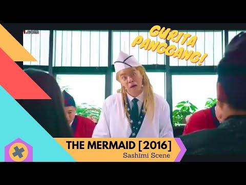 The Mermaid [2016] ~ Sashimi Scene