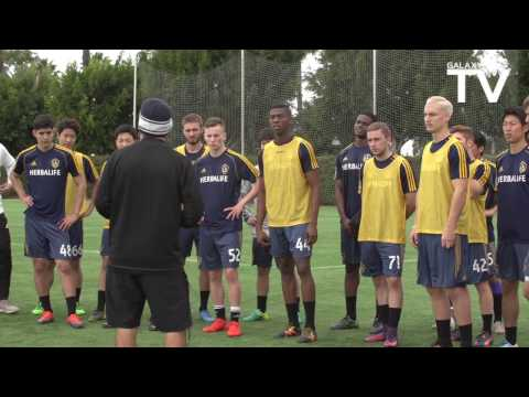 Video: The search for the next great LA Galaxy II player continues