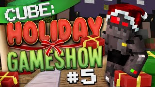 Minecraft Holiday Game Show Episode 5: Wheel of Fortune