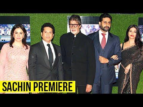 Aishwarya Rai, Abhishek, Amitabh Bachchan EMOTIONA