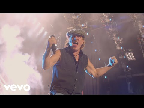 AC/DC - Rock N Roll Train (from Live at River Plate) (видео)