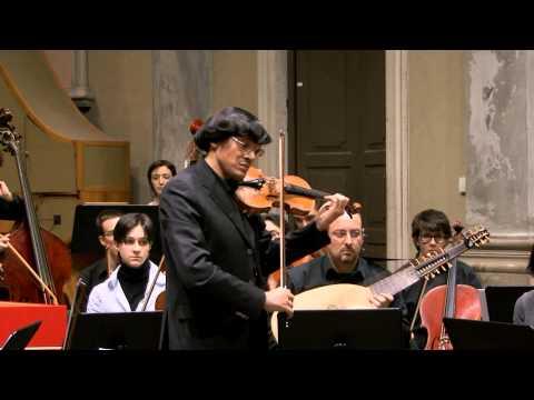 Franz Joseph Haydn: Concerto per violino in do maggiore. Solista Marco Rogliano