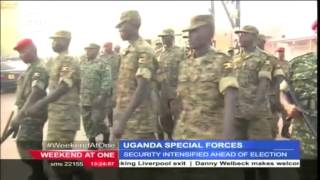 Panic In Uganda As Army Releases Video Showcasing Special Weapons And Tactics Ahead Of Elections