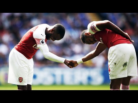 Aubameyang & Lacazette - The Deadly Duo 2018/19 🔥🔥🔥