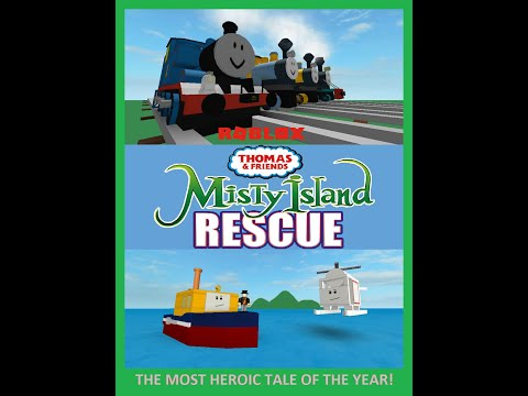 ROBLOX Thomas and Friends: Misty Island Rescue Part 2