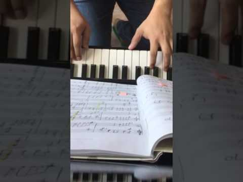 PRAISE THE LORD O MY SOUL Piano Solo Arr By Jewpeter