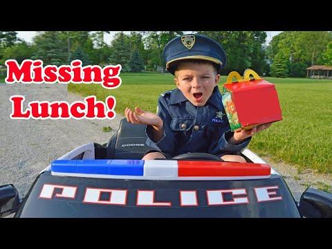 McDonalds Drive Thru Parody WHO ATE MY LUNCH Part 2 Entertaining Kids YouTube Video